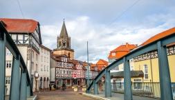 Silvester nach Rotenburg a. d. Fulda